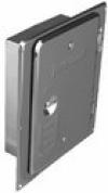 Дверка ревизии 210x140 мм, вставка 60 мм
